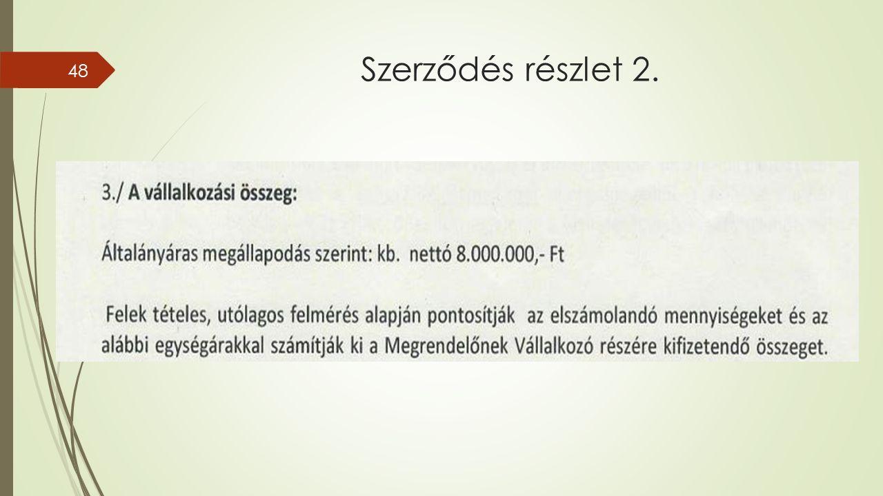 Szerződés részlet 2. 48