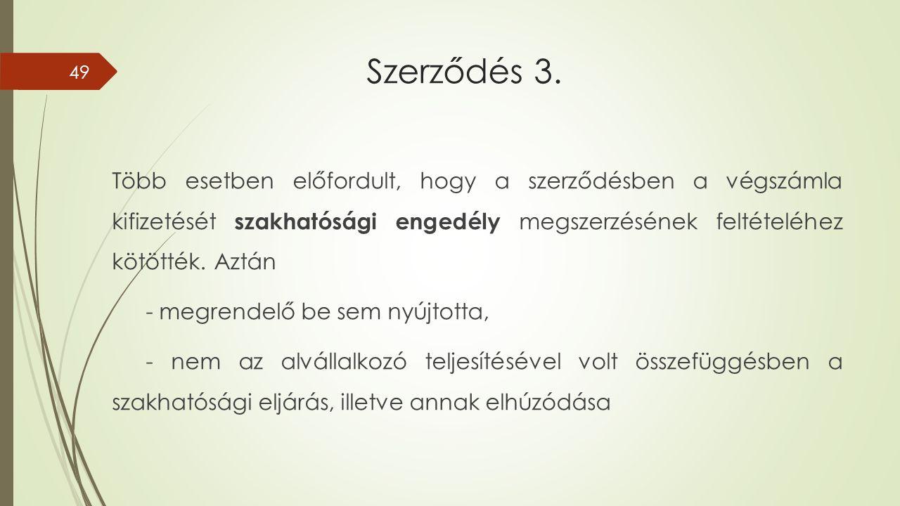 Szerződés 3.