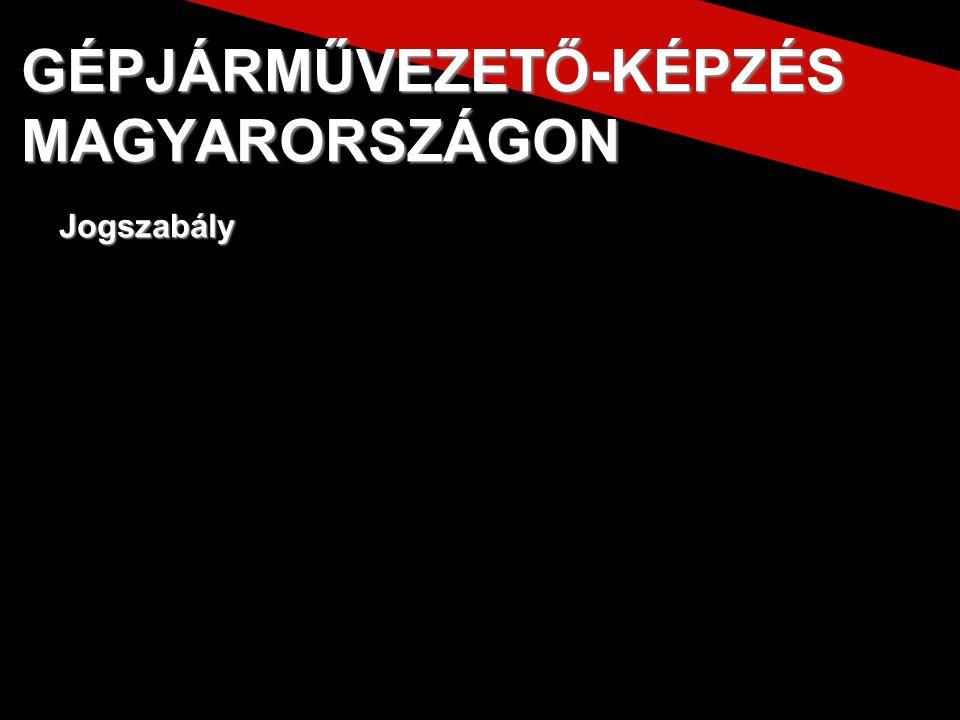 Jogszabály 2013.évi LXXVII. törvény a felnőttképzésről 2013.