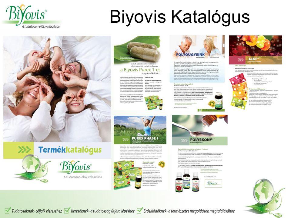 Biyovis Katalógus