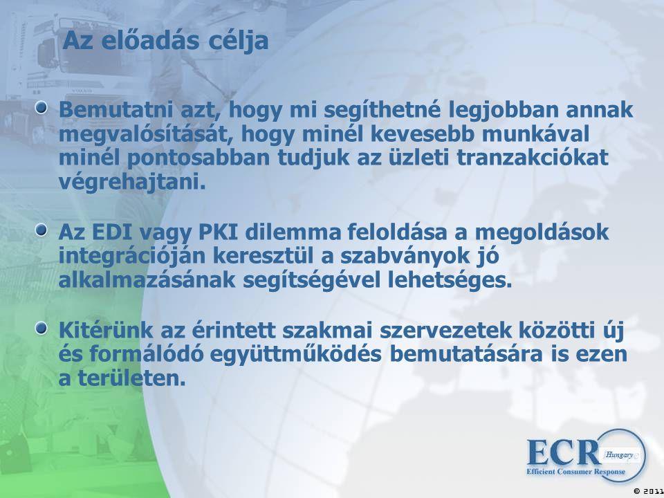 2011  Hungary Az előadás célja Bemutatni azt, hogy mi segíthetné legjobban annak megvalósítását, hogy minél kevesebb munkával minél pontosabban tudjuk az üzleti tranzakciókat végrehajtani.