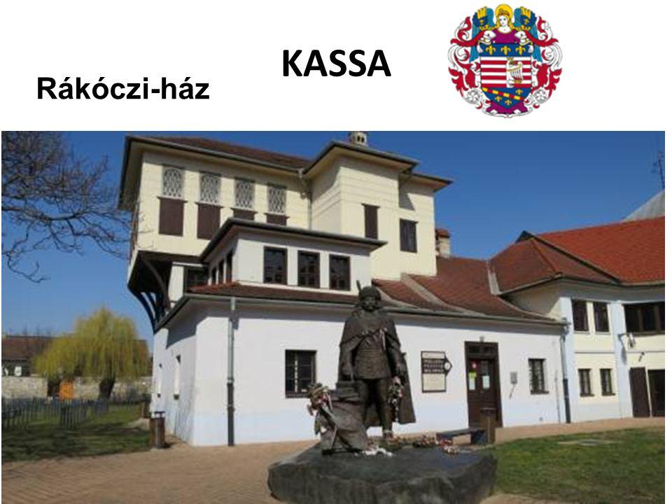 KASSA Rákóczi-ház