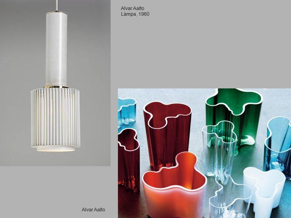 Alvar Aalto Lámpa, 1960 Alvar Aalto