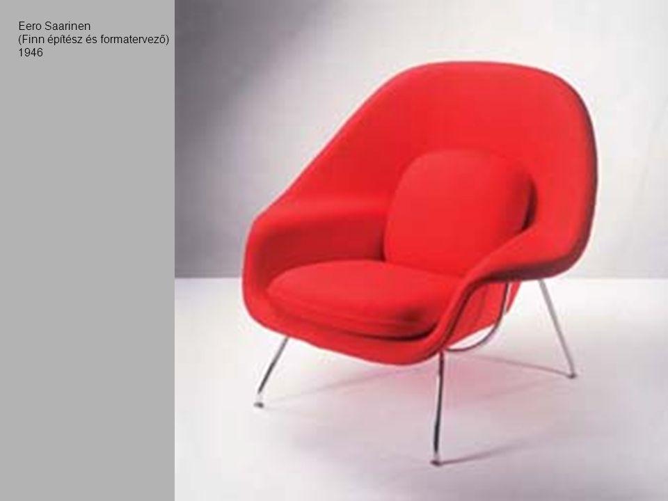 Eero Saarinen (Finn építész és formatervező) 1946