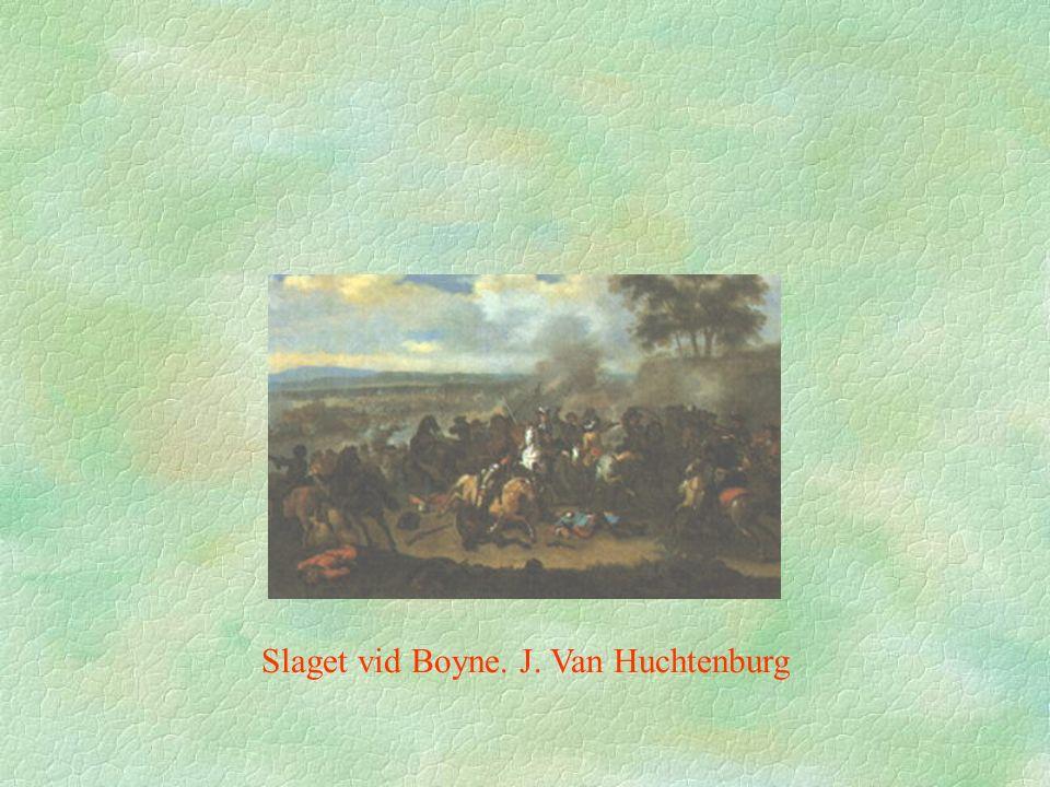 Slaget vid Boyne. J. Van Huchtenburg