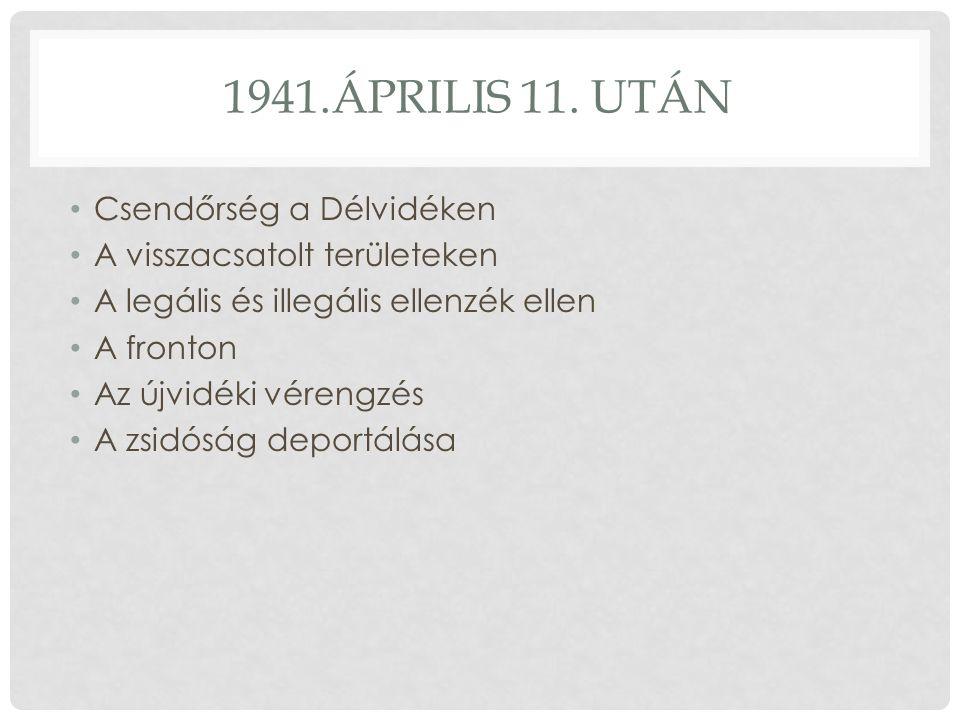 1941.ÁPRILIS 11.