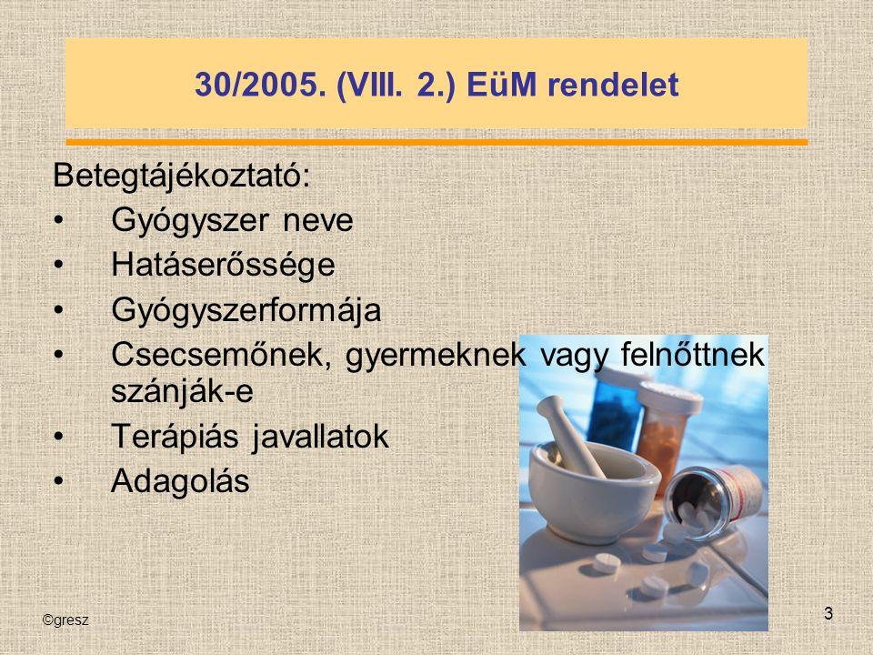 ©gresz 24 9/1993.(IV. 2.) NM rendelet 1.