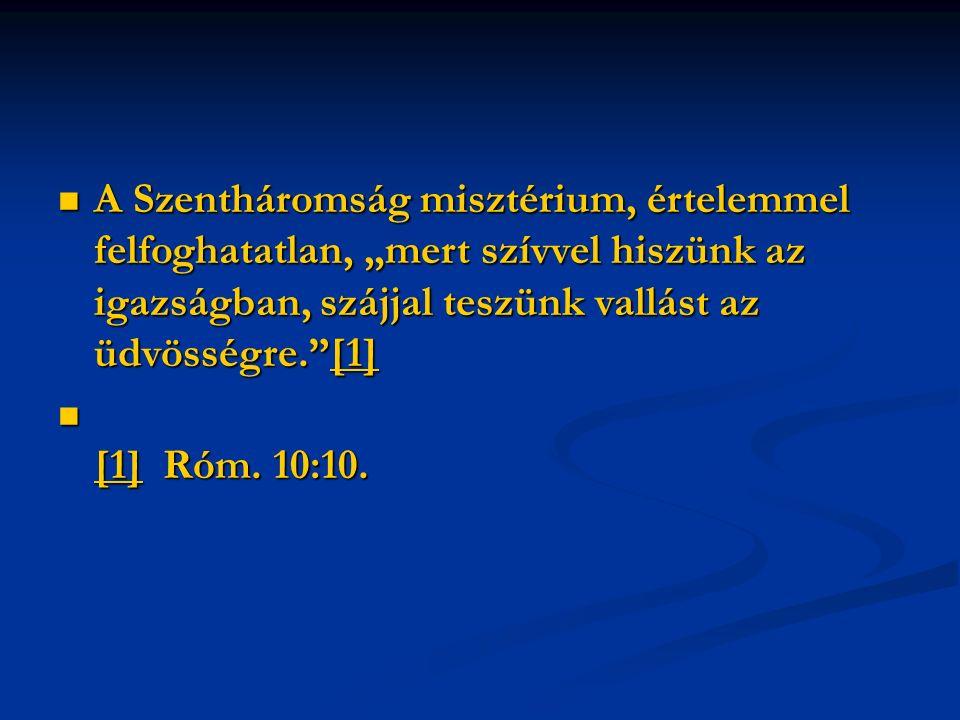 """""""Egyház szó eredete A régi magyar nyelvben: az üd, id, így, ed, egy mellékneveket használták, melynek a jelentése szent."""