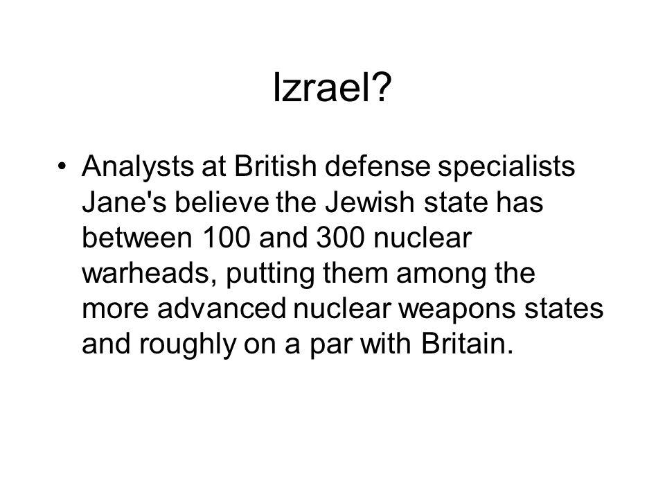 Izrael.