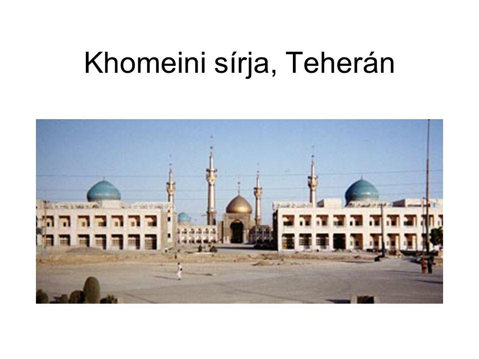 Khomeini sírja, Teherán