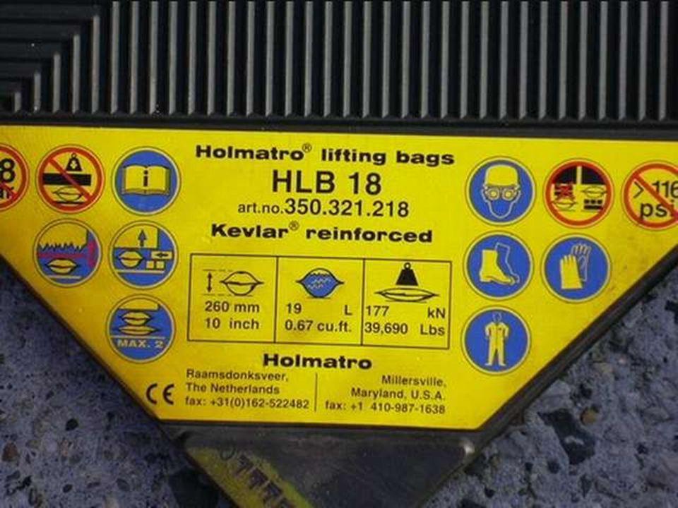 Műszaki adatok: - Emelőerő 6 bárnál 125 KN (12,5t) -8 bárnál 170 KN (17t) -Emelőmagasság 233mm -Üzemi nyomás 8 bár -Vizsgálati nyomás 16 bár - Max nyom.