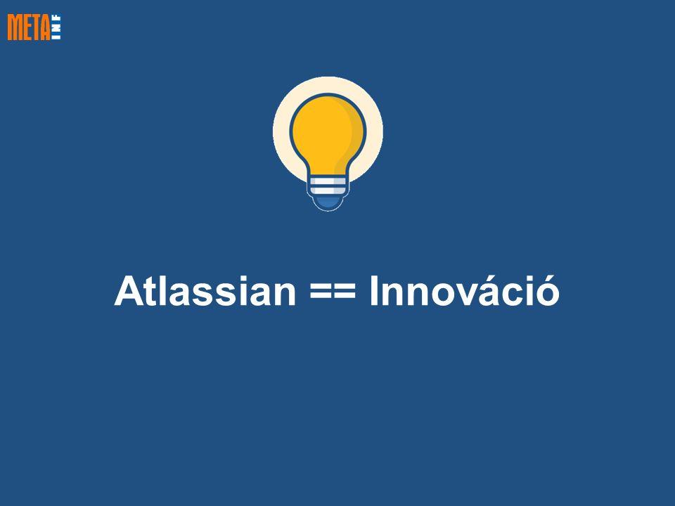 Atlassian == Innováció