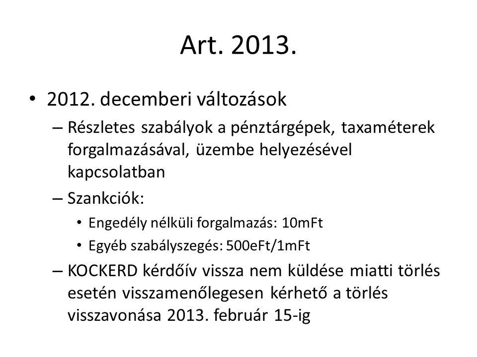 Art. 2013. 2012.