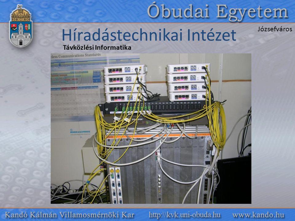 Távközlési Informatika Híradástechnikai Intézet Józsefváros