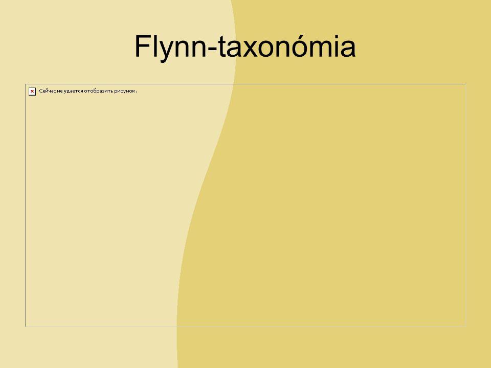 Flynn-taxonómia