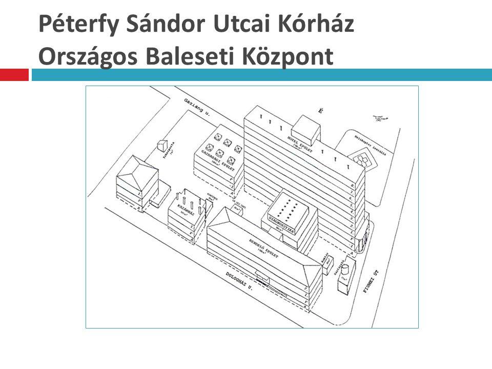 Péterfy Sándor Utcai Kórház Országos Baleseti Központ
