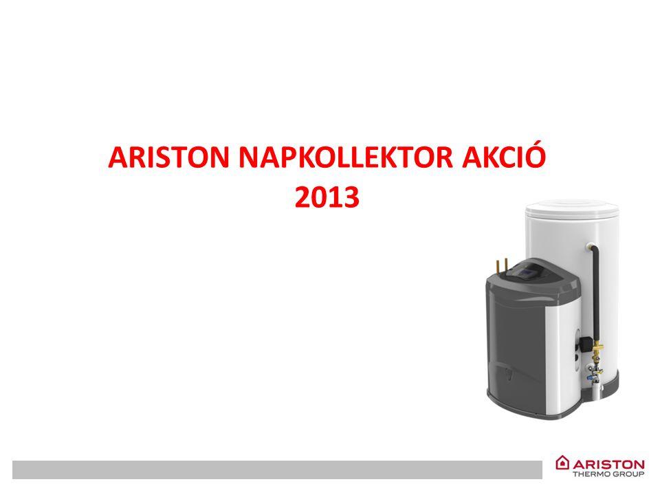 ARISTON NAPKOLLEKTOR AKCIÓ 2013
