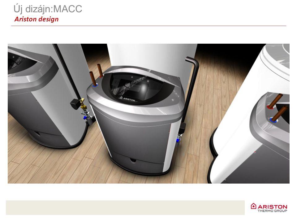 Új dizájn:MACC