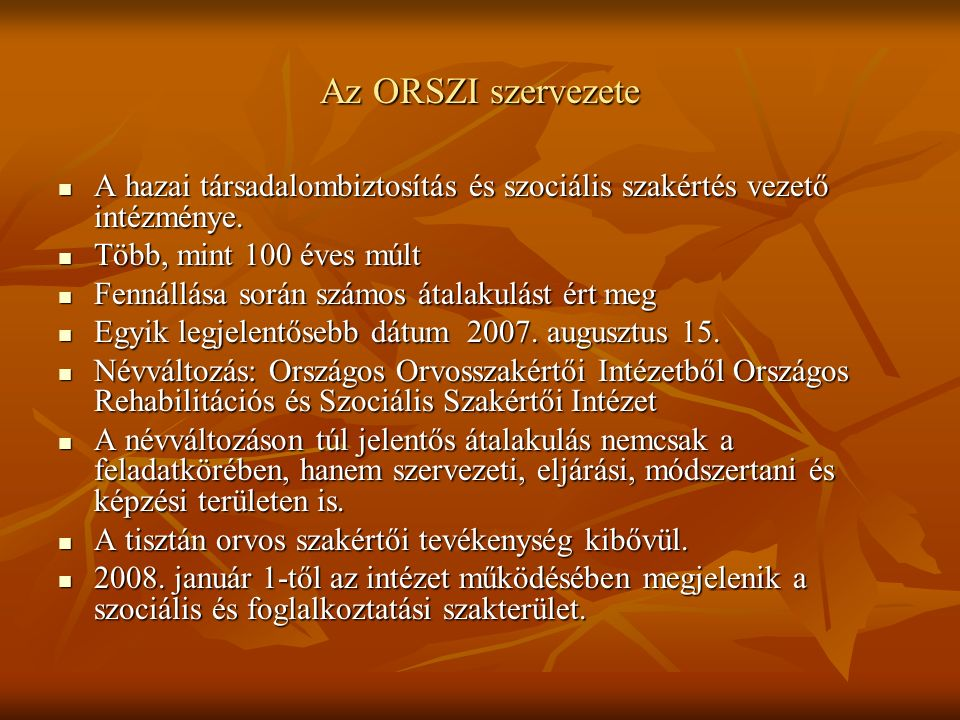 Jegyzői bizottsági munka 2009.