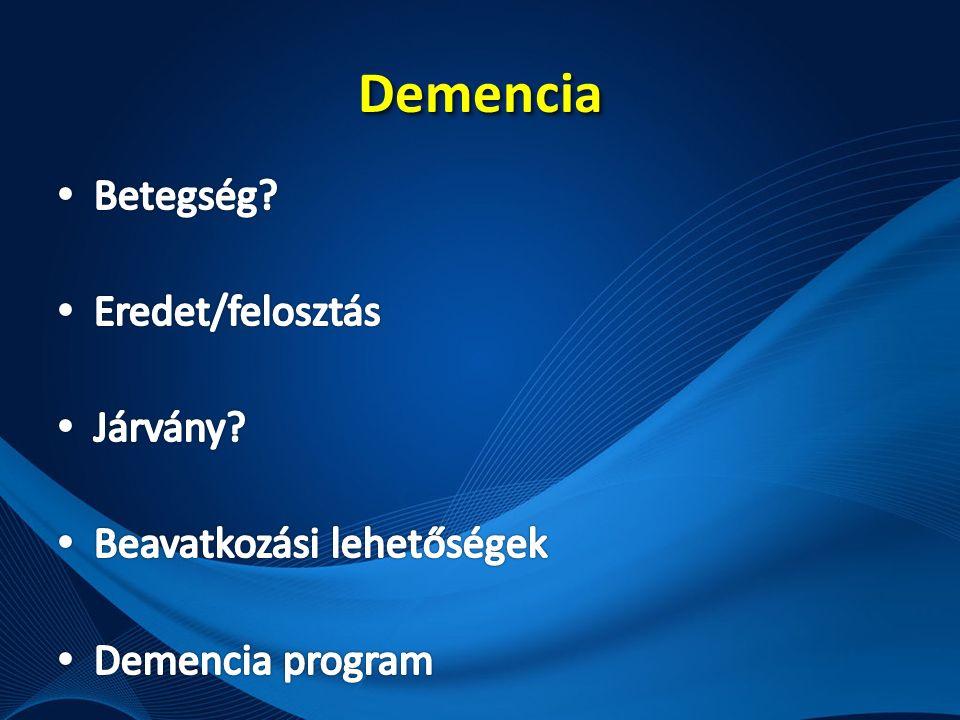 DemenciaDemencia