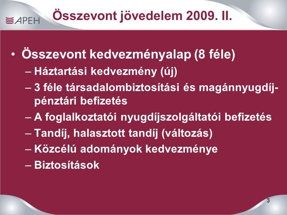 3 Összevont jövedelem 2009. II.