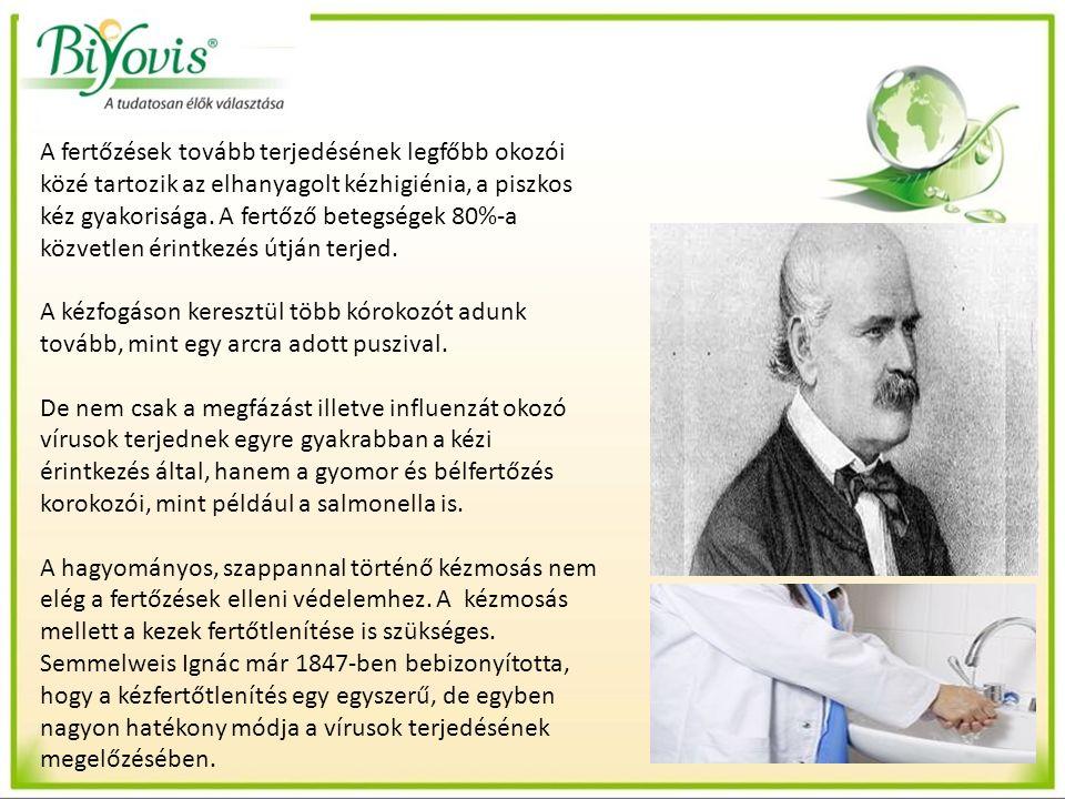 A fertőzések tovább terjedésének legfőbb okozói közé tartozik az elhanyagolt kézhigiénia, a piszkos kéz gyakorisága.