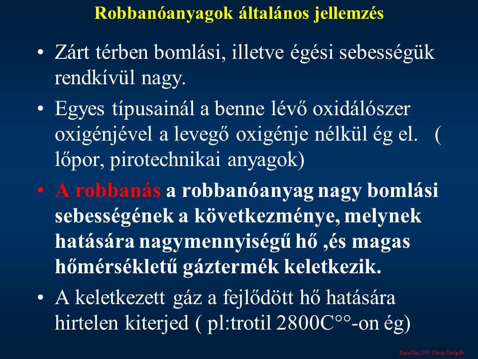 BajaTűz 2003 Okt és Szolg Bt.