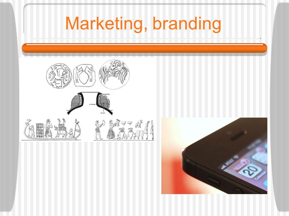 Marketing, branding