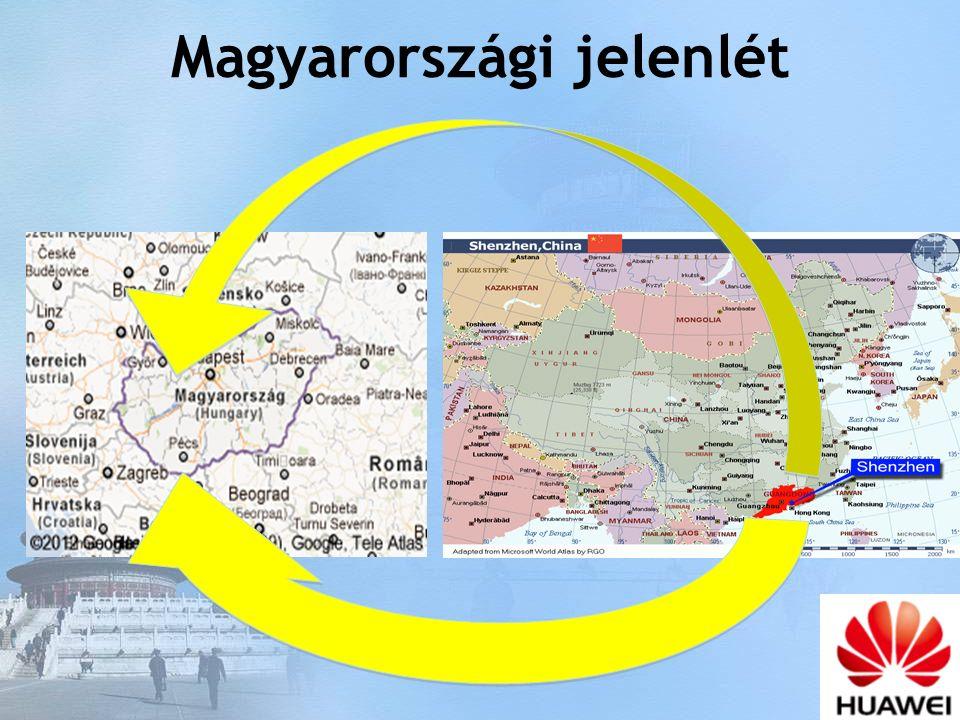 Magyarországi jelenlét