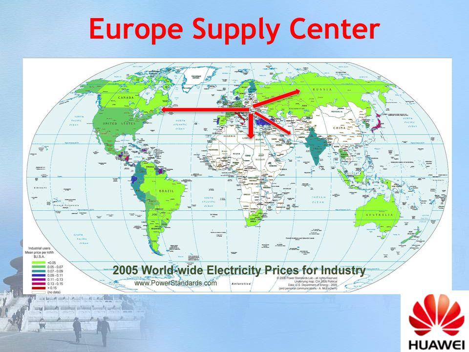 Europe Supply Center