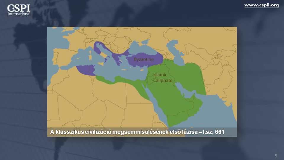 A tenger szabad hajózásának összeomlása Az iszlám előtt Róma tengeri kapcsolatban volt Franciaországgal, az iszlám után az Alpokon átvezető út használatos 26