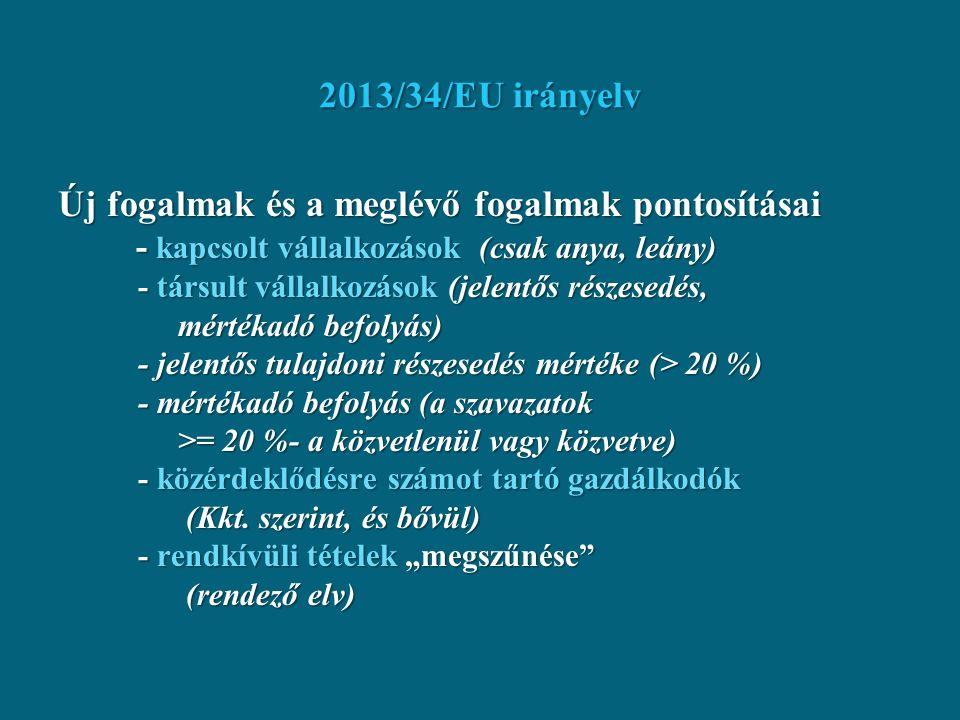 AKTUÁLIS SZÁMVITELI KÉRDÉSEK Új Ptk.– 2016. március 15.