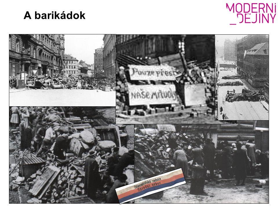 A barikádok