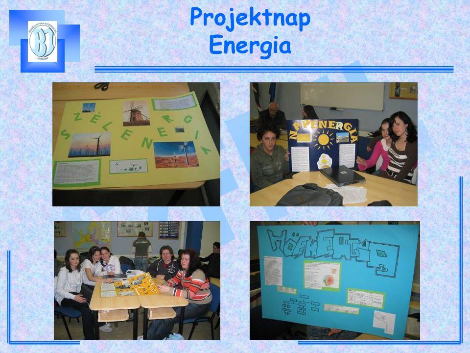 Projektnap Energia