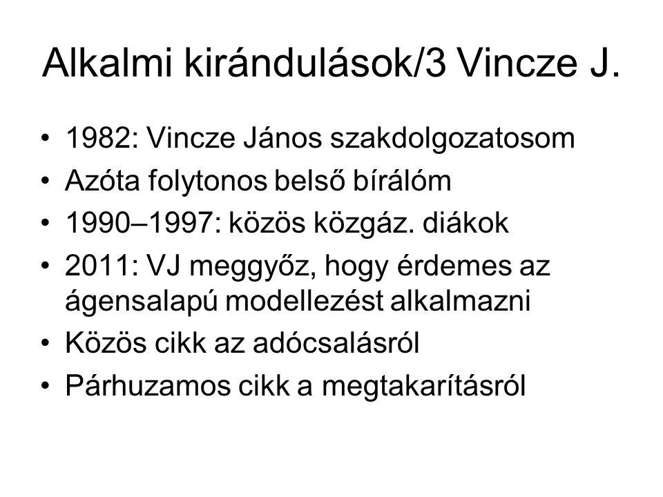 Alkalmi kirándulások/3 Vincze J.