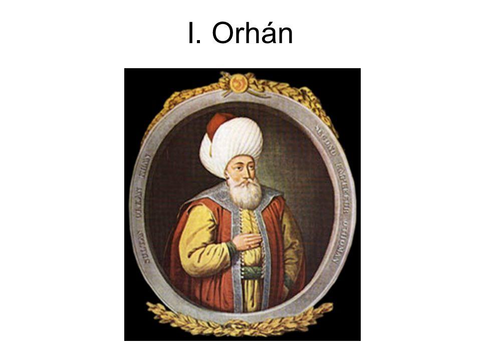 I. Orhán
