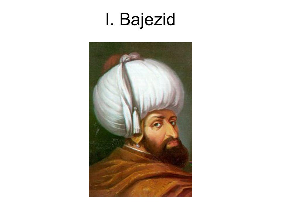 I. Bajezid