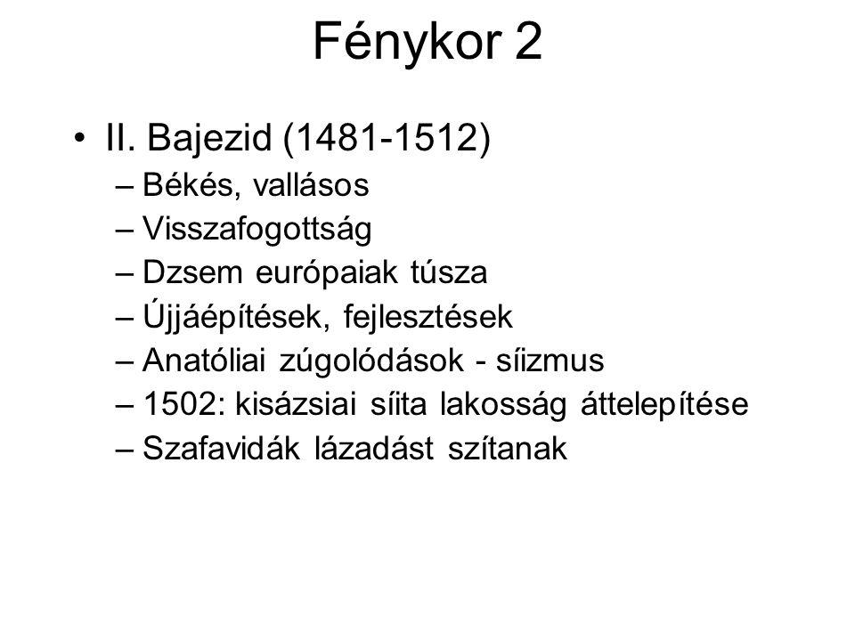 Fénykor 2 II.