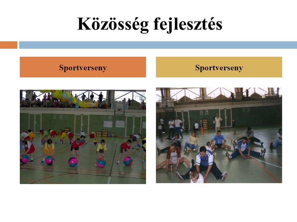 Közösség fejlesztés Sportverseny