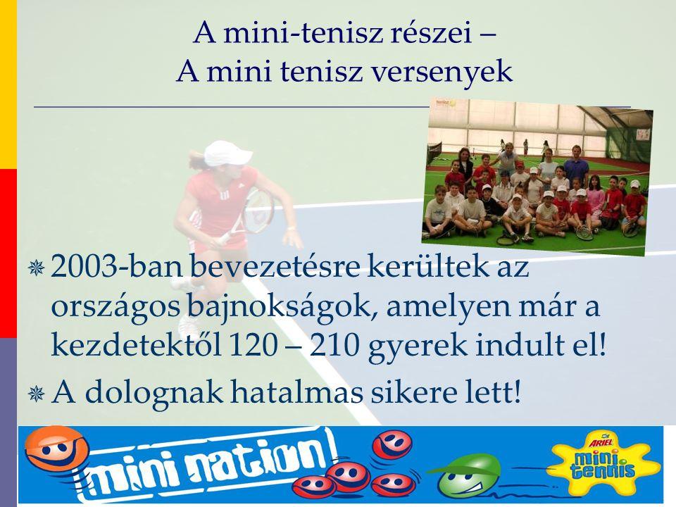 evolve9 Mike Barrell Budapest October 2005  2003-ban bevezetésre kerültek az országos bajnokságok, amelyen már a kezdetektől 120 – 210 gyerek indult el.