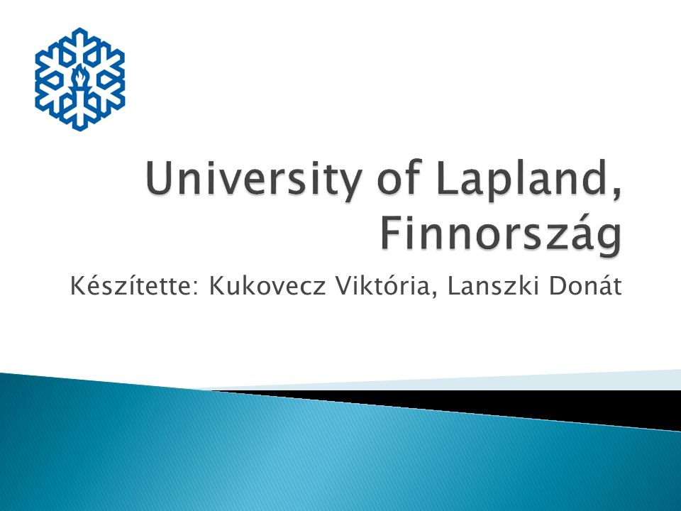 Készítette: Kukovecz Viktória, Lanszki Donát