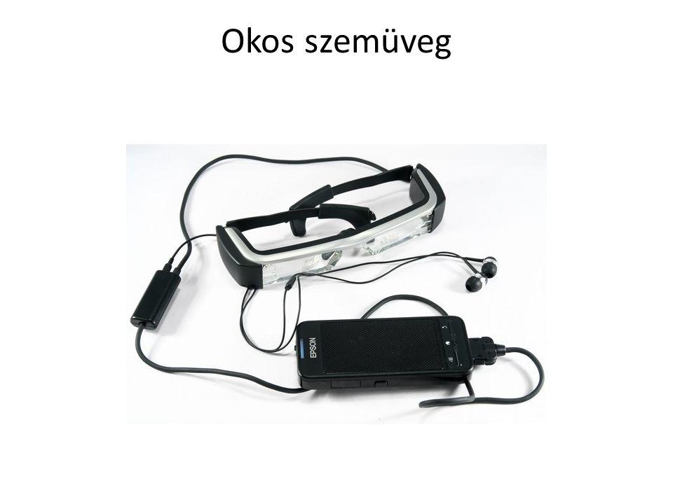 Okos szemüveg