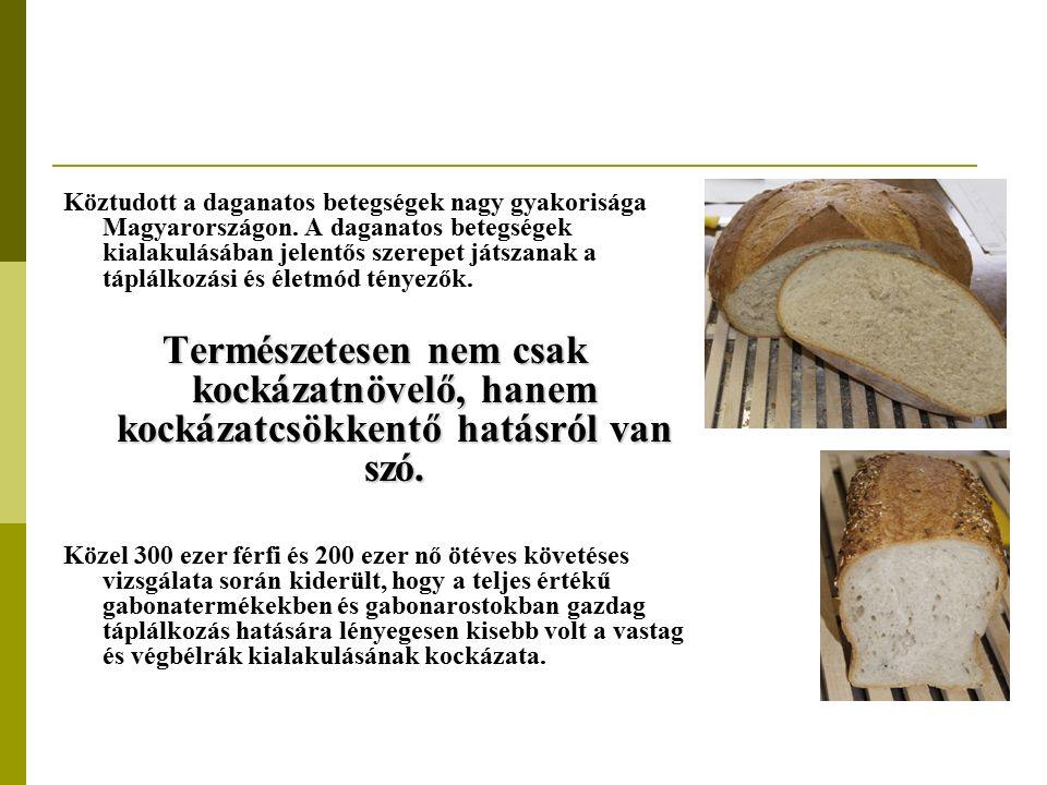 Köztudott a daganatos betegségek nagy gyakorisága Magyarországon.