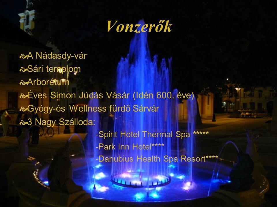 Gasztronómia Örökség  A vasi konyha fejlett és gazdagon használja a magyar gasztronómia fortélyait és technológiáját.