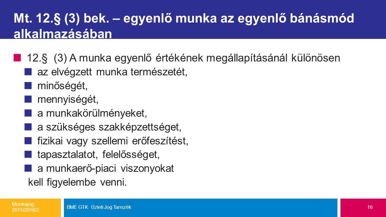 Mt. 12.§ (3) bek.