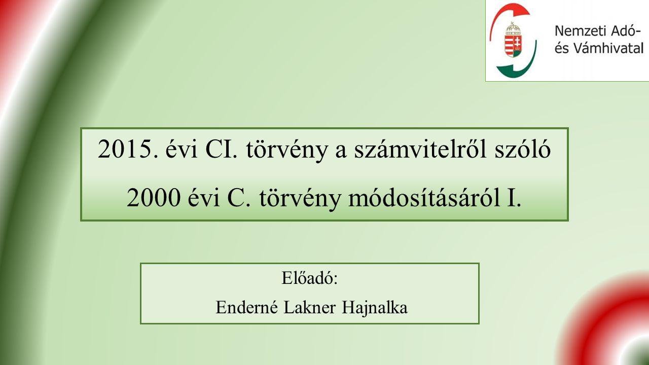 Könyvviteli rendszerek változása I.Az Szt. 163.