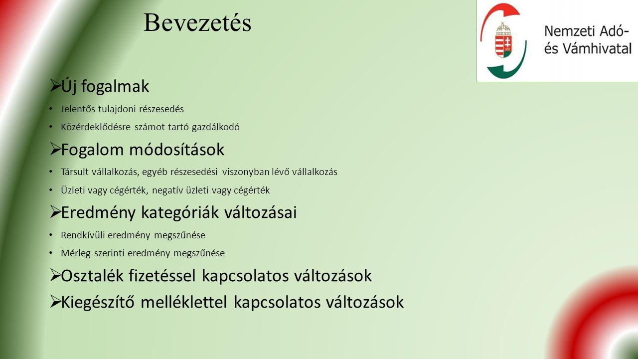 Könyvviteli rendszerek változása II.