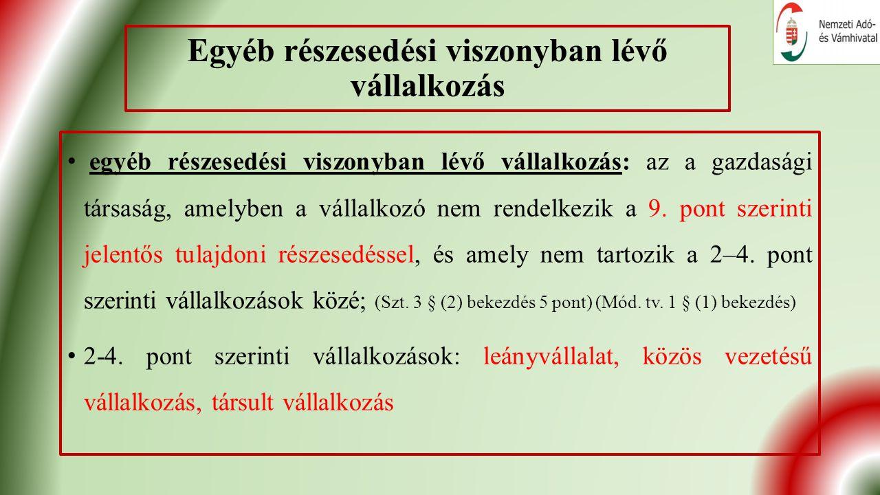Könyvviteli rendszerek változása VI.Az Szt. 163/A.