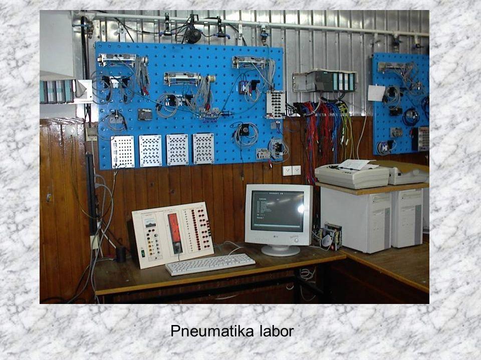 Pneumatika labor