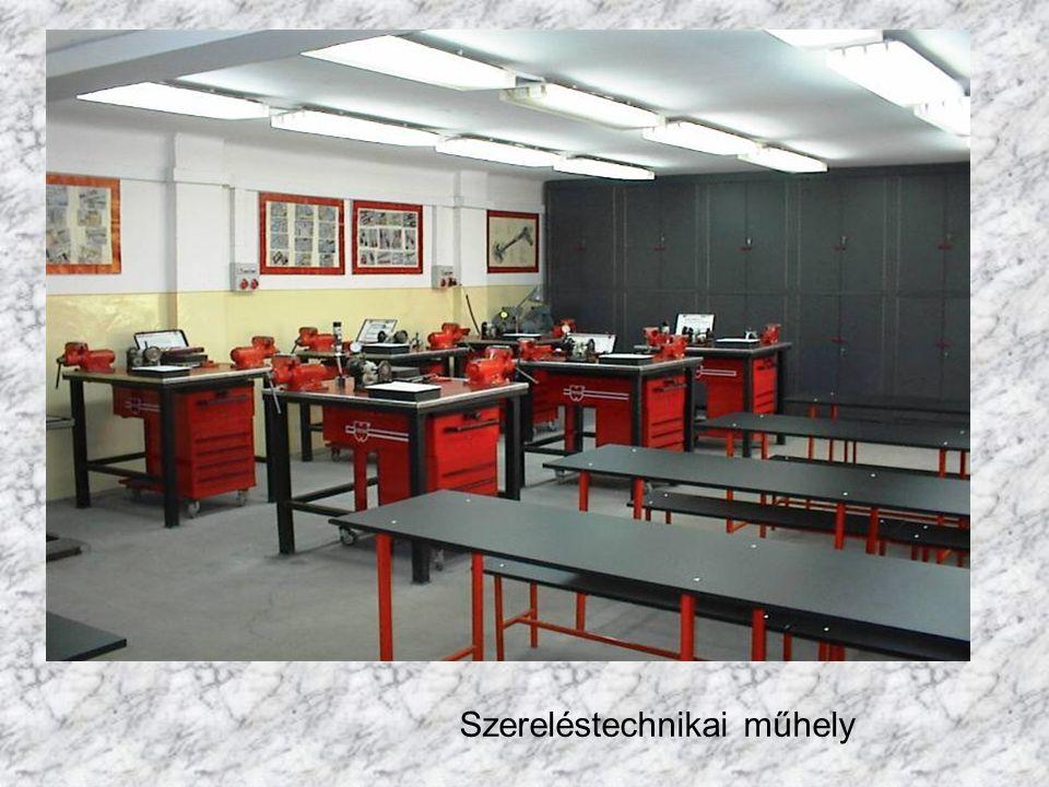 Szereléstechnikai műhely